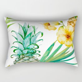 Pines & palms Rectangular Pillow
