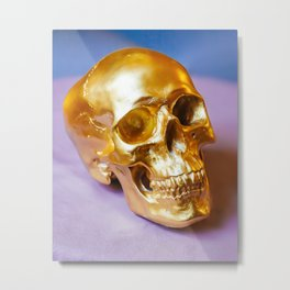 Skull of Dreams Metal Print