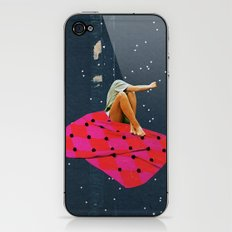 SOMEONE ELSE iPhone & iPod Skin