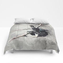 Regularity ... Comforters