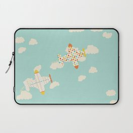 Flying By Laptop Sleeve