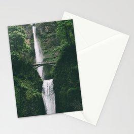 Multnomah Falls III Stationery Cards