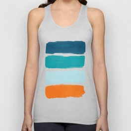 Day at the Beach Unisex Tank Top