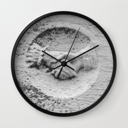 to be reunited in death Wall Clock