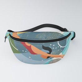 Swimming Chap  Fanny Pack