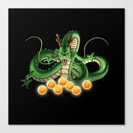 Shenron - Dragonball Canvas Print