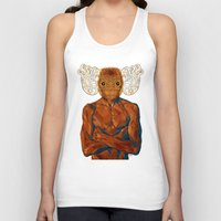 demon Tank Tops featuring Demon by Rofi