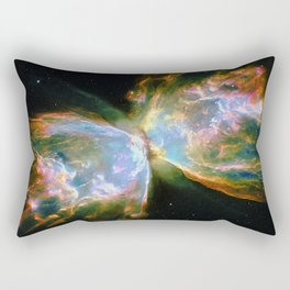 Butterfly Nebula Rectangular Pillow