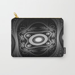 Ink pen steampunk art Carry-All Pouch