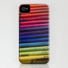 Crayons: Out of the Box! iPhone (4, 4s) Slim Case