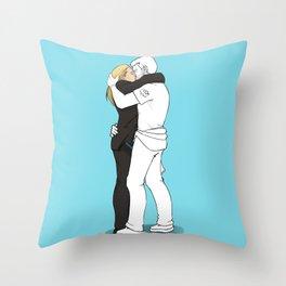 Across The Universe(s) Throw Pillow