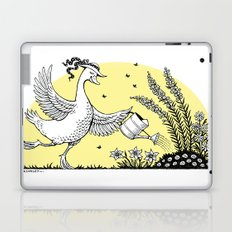 Garden Duck Laptop & iPad Skin