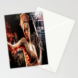 Death By Medicine Silent Hill Nurses Stationery Cards