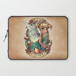 Those Who Wander Are Not Always Lost Laptop Sleeve