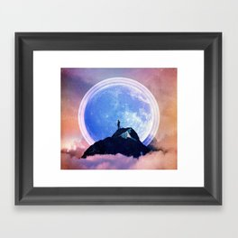 Resonate With Me Framed Art Print