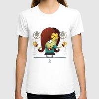 virgo T-shirts featuring VIRGO by Angelo Cerantola