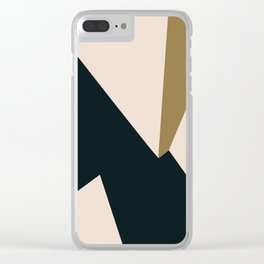 Abstract skyscraper Clear iPhone Case
