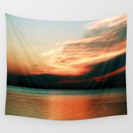 Dusk Wall Tapestry