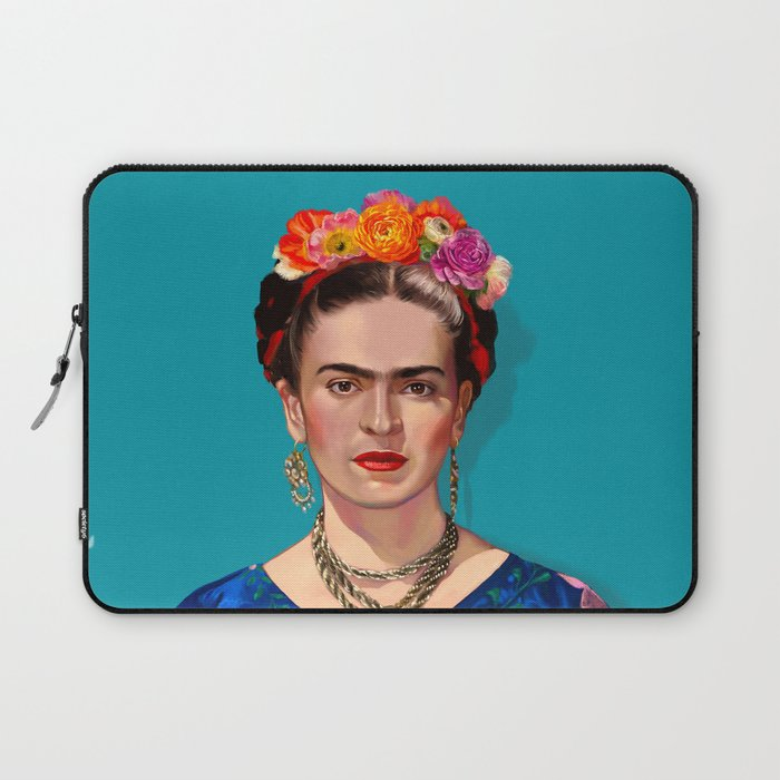 Frida Kahlo Laptop Sleeve