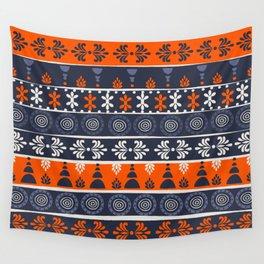 Boho Geometric Pattern Wall Tapestry