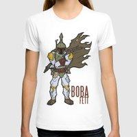 boba fett T-shirts featuring Boba Fett by Twisted Dredz