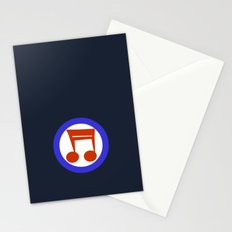 Music Mod Stationery Cards