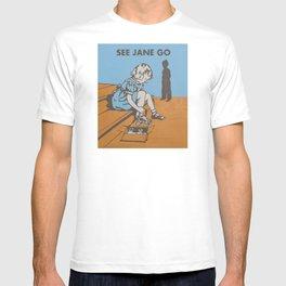 See Jane Go T-shirt