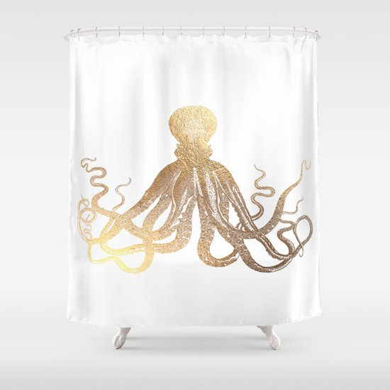 Great Gold Octopus