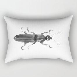 Dhysores quadriimpressus Rectangular Pillow