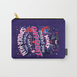 What's up danger Carry-All Pouch