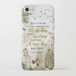 But in the end iPhone Case