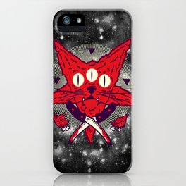 Pleased to meet you. iPhone Case