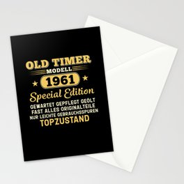 Old Timer Modell 1961 Special Edition Funny Stationery Cards