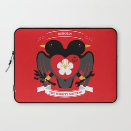 Doublebreasted Appleblossom Laptop Sleeve