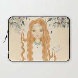 Queen Jodha Laptop Sleeve
