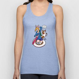 Fionna And Cake's Adventure! Unisex Tank Top