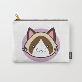 Love Cats: Ragdoll Cat Carry-All Pouch