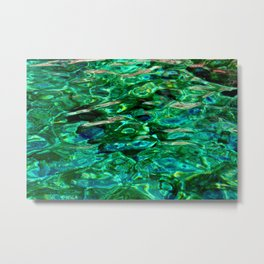 Balearic Sea Metal Print