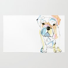 Bulldog Colour Rug