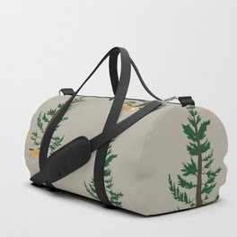 Forest Whimsy Duffle Bag