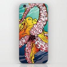 Tentacles & Utensils iPhone & iPod Skin