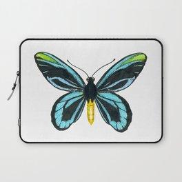 Queen Alexandra' s birdwing butterfly Laptop Sleeve