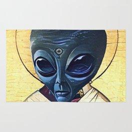 St. Alien Rug