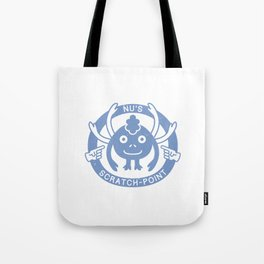 Nu's Scratch-Point (Chrono Trigger) Tote Bag