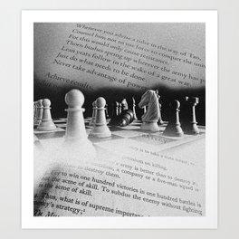 Interpretation of Power Art Print