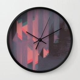 Landscaping Trials Wall Clock