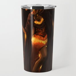 The Pumpkin Queen Travel Mug