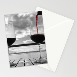Wine Enthusiast Stationery Cards