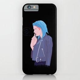 SHH! iPhone Case