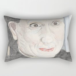 Surprised.. Rectangular Pillow